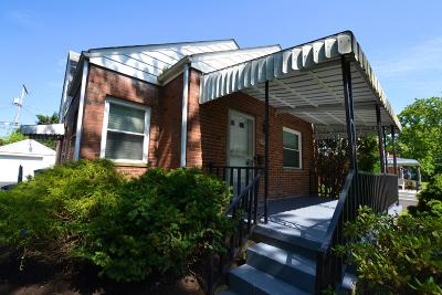 Single Family Home For Sale: 655 Brookside Drive