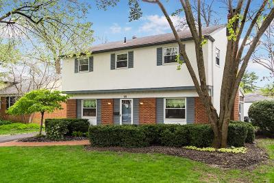 Single Family Home For Sale: 65 S Gould Road