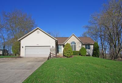 Howard Single Family Home For Sale: 927 Country Club Drive