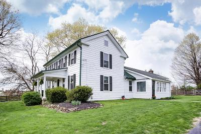 Granville Single Family Home For Sale: 3389 North Street