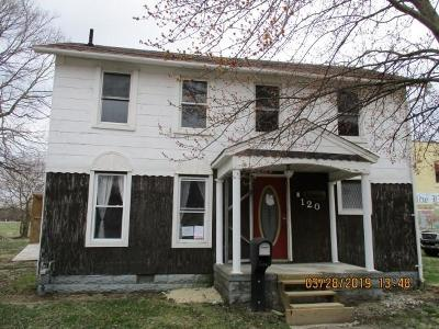 Bremen Single Family Home For Sale: 120 N Broad Street