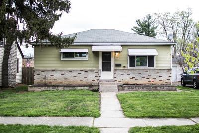 Single Family Home Sold: 2250 Amherst Avenue