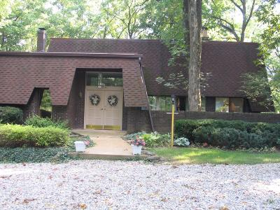 Franklin County, Delaware County, Fairfield County, Hocking County, Licking County, Madison County, Morrow County, Perry County, Pickaway County, Union County Single Family Home For Sale: 6001 Headley Road