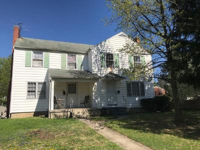 Franklin County, Delaware County, Fairfield County, Hocking County, Licking County, Madison County, Morrow County, Perry County, Pickaway County, Union County Multi Family Home For Sale: 618-620 Wiltshire Road