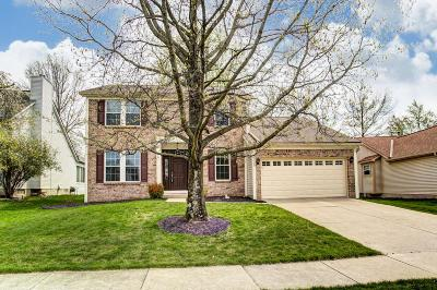 Franklin County, Delaware County, Fairfield County, Hocking County, Licking County, Madison County, Morrow County, Perry County, Pickaway County, Union County Single Family Home For Sale: 5605 Swingley Drive