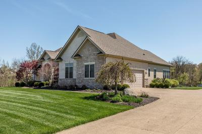 Franklin County, Delaware County, Fairfield County, Hocking County, Licking County, Madison County, Morrow County, Perry County, Pickaway County, Union County Single Family Home For Sale: 1577 Winding Oak Dr South NW