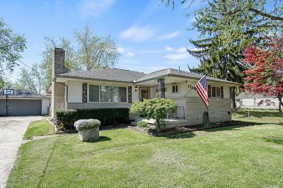 Single Family Home Sold: 1749 Richmond Road