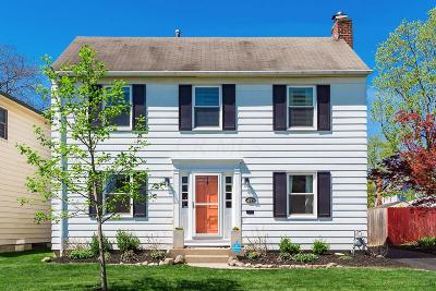 Franklin County, Delaware County, Fairfield County, Hocking County, Licking County, Madison County, Morrow County, Perry County, Pickaway County, Union County Single Family Home For Sale: 39 S Algonquin Avenue