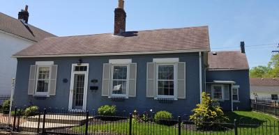 Chillicothe OH Single Family Home For Sale: $184,500