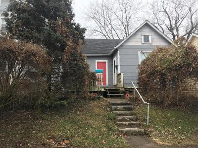 Franklin County, Delaware County, Fairfield County, Hocking County, Licking County, Madison County, Morrow County, Perry County, Pickaway County, Union County Single Family Home For Sale: 103 W Tompkins Street