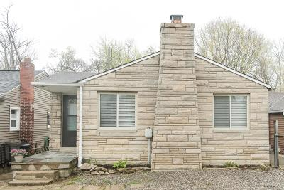 Franklin County, Delaware County, Fairfield County, Hocking County, Licking County, Madison County, Morrow County, Perry County, Pickaway County, Union County Single Family Home For Sale: 15417 Twp Road 403