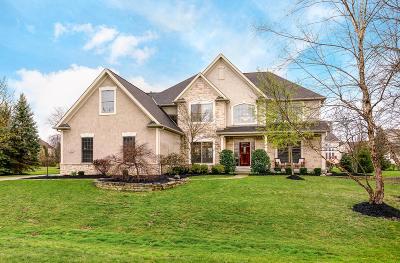 Powell Single Family Home For Sale: 10572 Wellington Boulevard