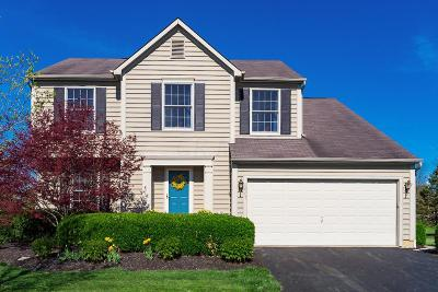Westerville Single Family Home For Sale: 6067 Congressional Drive