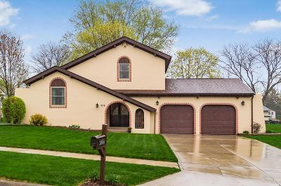 Westerville Single Family Home For Sale: 508 Michael Avenue