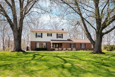 Westerville Single Family Home For Sale: 4850 Patricia Lane