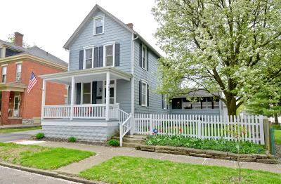 columbus Single Family Home For Sale: 465 Forest Street