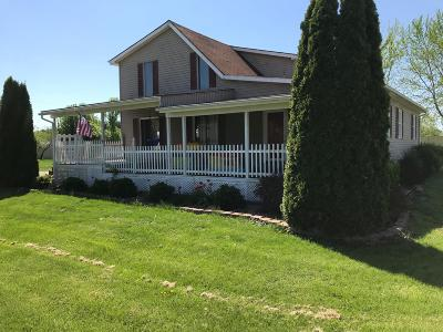 Chillicothe OH Single Family Home For Sale: $145,000