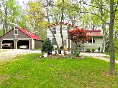 Lancaster Single Family Home For Sale: 10239 Lookout Road SW