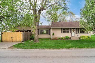 columbus Single Family Home For Sale: 3440 S 8th Street