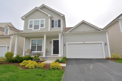 Westerville Single Family Home For Sale: 6128 Dajana Drive