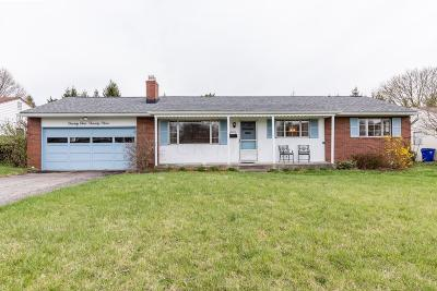columbus Single Family Home For Sale: 2423 Eastcleft Drive