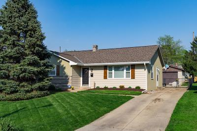 columbus Single Family Home For Sale: 3330 Norwood Street