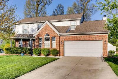 Westerville Single Family Home For Sale: 6379 Medinah Court