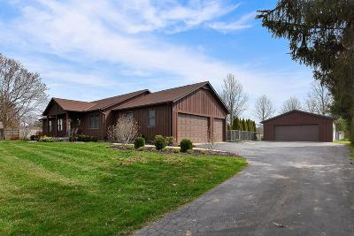 Pickerington Single Family Home For Sale: 12994 Ault Road