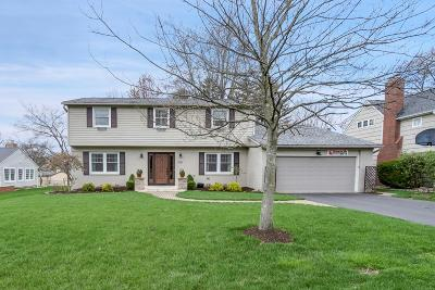 Worthington Single Family Home Sold: 5781 Crescent Court