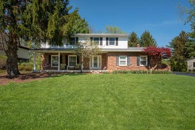 columbus Single Family Home For Sale: 1148 Clubview Boulevard S