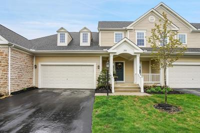 Westerville Condo For Sale: 7646 Wensley Lane