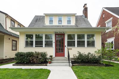 Columbus Single Family Home For Sale: 1325 Haines Avenue