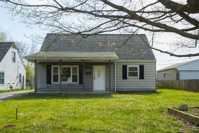 Columbus Single Family Home For Sale: 886 Wilson Drive