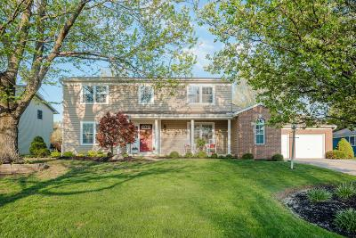 Pickerington Single Family Home For Sale: 40 Timber Ridge Drive