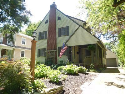 Columbus Single Family Home For Sale: 223 W Dunedin Road