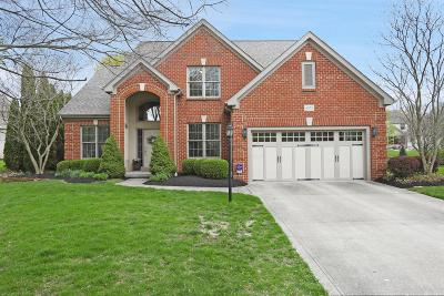 Westerville Single Family Home For Sale: 6575 Chanticleer Court