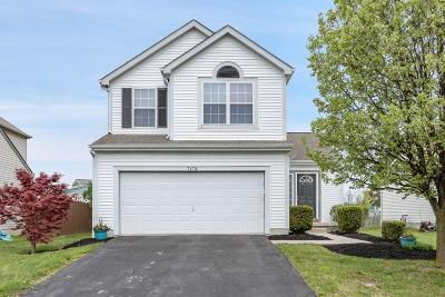 Reynoldsburg Single Family Home For Sale: 7178 Haswell Drive