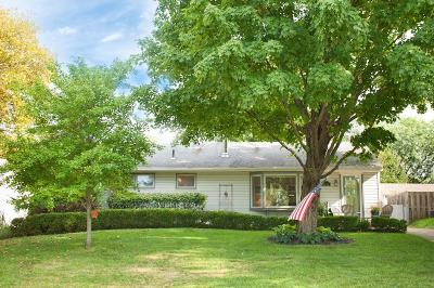 Columbus Single Family Home For Sale: 2768 Swansea Road
