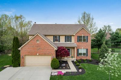 New Albany Single Family Home For Sale: 1182 Gwyndale Drive