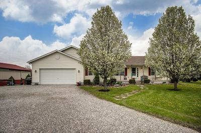 Sunbury Single Family Home For Sale: 14929 E State Route 37