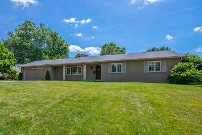 Upper Arlington Single Family Home For Sale: 2735 Donna Drive