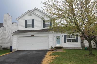 Blacklick Single Family Home For Sale: 8365 Old Ivory Way