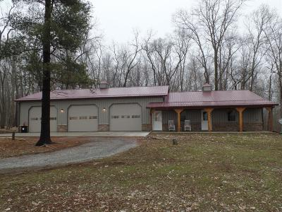 Highland County Single Family Home For Sale: 10545 Horseshoe Road