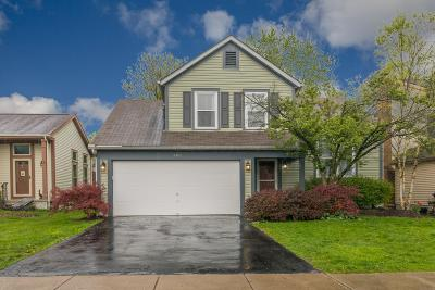 Columbus Single Family Home For Sale: 3401 Lindstrom Drive