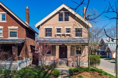 Columbus Single Family Home For Sale: 720 Bedford Avenue