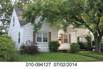 Columbus OH Single Family Home For Sale: $68,000