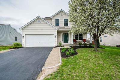 Marysville OH Single Family Home For Sale: $230,000