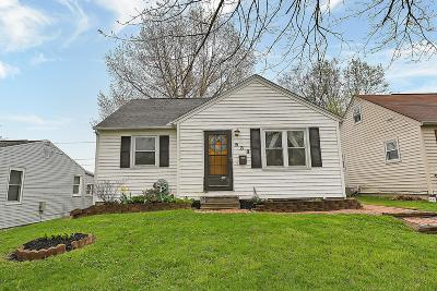 Lancaster OH Single Family Home For Sale: $134,900