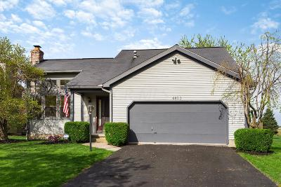 Hilliard OH Single Family Home For Sale: $265,000