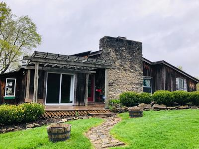 Newark Single Family Home For Sale: 7733 Licking Springs Road